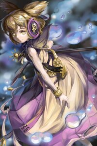 Rating: Safe Score: 10 Tags: maz_(fanxuying) sword touhou toyosatomimi_no_miko User: Radioactive