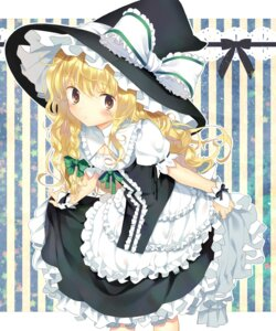 Rating: Safe Score: 22 Tags: hanabana_tsubomi kirisame_marisa touhou witch User: Radioactive