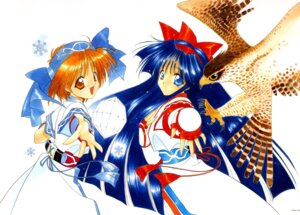 Rating: Safe Score: 2 Tags: mamahaha nakoruru rimururu samurai_spirits snk User: Radioactive