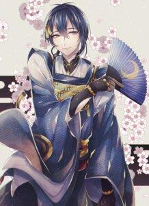 Rating: Safe Score: 8 Tags: abandon_ranka armor japanese_clothes male mikazuki_munechika touken_ranbu User: charunetra