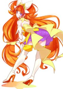 Rating: Safe Score: 7 Tags: amanogawa_kirara dress go!_princess_pretty_cure heels pretty_cure thighhighs yupiteru User: cosmic+T5