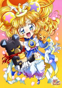Rating: Safe Score: 6 Tags: animal_ears kumata mahou_girls_precure! mofurun_(precure) pretty_cure ueno_ken User: drop
