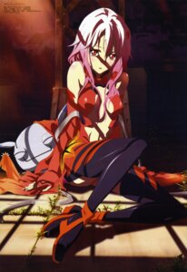 Rating: Safe Score: 127 Tags: bodysuit funell guilty_crown igawa_rena mecha yuzuriha_inori User: SubaruSumeragi