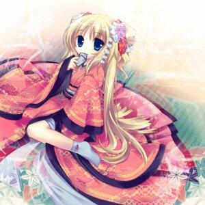 Rating: Safe Score: 14 Tags: ein_(artist) kimono maki_izumi_no_hyakuninicchu User: newt