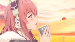 Rating: Safe Score: 8 Tags: headphones sonico super_sonico tagme User: Qingbilin