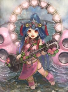 Rating: Safe Score: 15 Tags: guitar lord_of_vermilion mizore_akihiro wet User: Mr_GT