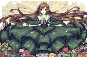 Rating: Safe Score: 20 Tags: dress heterochromia lolita_fashion rozen_maiden suiseiseki z-epto_(chat-noir86) User: tbchyu001