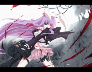 Rating: Safe Score: 17 Tags: auer reisen_udongein_inaba touhou wallpaper User: konstargirl