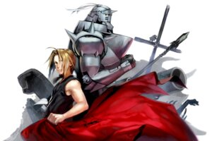 Rating: Safe Score: 16 Tags: alphonse_elric edward_elric fullmetal_alchemist male noako User: Riven