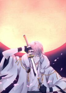 Rating: Safe Score: 10 Tags: coro96 male sword touken_ranbu tsurumaru_kuninaga User: charunetra