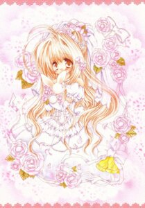 Rating: Safe Score: 10 Tags: dress kotohime_shokora wedding_dress User: veirostan