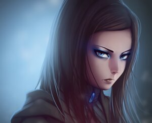 Rating: Questionable Score: 45 Tags: ergo_proxy miura_naoko re-l_mayer User: sylver650