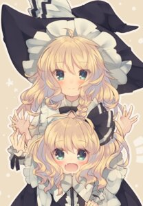 Rating: Safe Score: 57 Tags: kirisame_marisa touhou usamata witch User: nphuongsun93