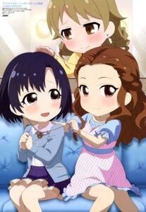 Rating: Safe Score: 9 Tags: asian_bridge dress morikubo_nono seki_hiromi shiragiku_hotaru the_idolm@ster the_idolm@ster_cinderella_girls User: drop