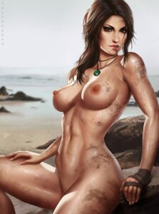 Rating: Explicit Score: 61 Tags: bandages dandon_fuga lara_croft naked nipples pussy tomb_raider uncensored wet User: Radioactive