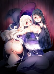 Rating: Explicit Score: 36 Tags: ass breasts cum fire_emblem_if kamui_(fire_emblem) mikoto_(fire_emblem) negio nipples no_bra nopan open_shirt thighhighs witch User: Mr_GT