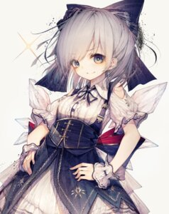 Rating: Safe Score: 32 Tags: cirno hito_komoru touhou wings User: Mr_GT