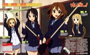 Rating: Safe Score: 23 Tags: akiyama_mio hirasawa_yui horiguchi_yukiko k-on! kotobuki_tsumugi pantyhose seifuku tainaka_ritsu User: acas