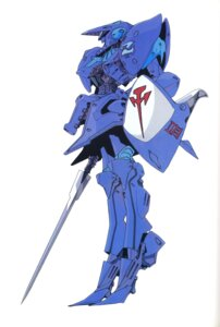 Rating: Safe Score: 7 Tags: five_star_stories mecha nagano_mamoru User: Radioactive