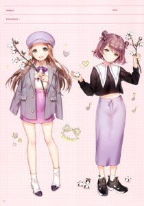 Rating: Safe Score: 22 Tags: ancotaku heels sentiment_color User: kiyoe