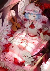 Rating: Safe Score: 33 Tags: dress ekita_gen remilia_scarlet touhou wings User: Mr_GT
