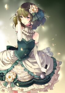 Rating: Safe Score: 44 Tags: dress heterochromia nekouta_(hnma3785) takagaki_kaede the_idolm@ster the_idolm@ster_cinderella_girls User: Mr_GT