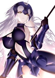Rating: Questionable Score: 40 Tags: armor erect_nipples fate/grand_order higandgk jeanne_d'arc jeanne_d'arc_(alter)_(fate) no_bra tagme User: Dreista