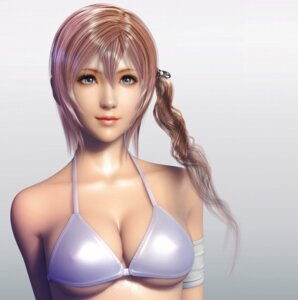 Rating: Questionable Score: 85 Tags: bra cleavage erect_nipples final_fantasy final_fantasy_xiii game_cg serah_farron underboob znz User: peshing