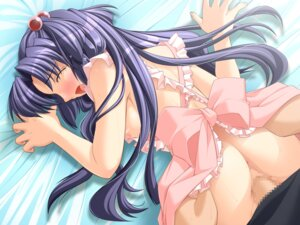 Rating: Explicit Score: 39 Tags: ass ass_grab censored clannad ichinose_kotomi naked_apron nipples nipple_slip penis pussy sex wallpaper watsuki_ayamo watsukiya User: Radioactive
