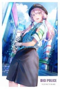 Rating: Safe Score: 27 Tags: magz police_uniform vocaloid yuzuki_yukari User: sym455