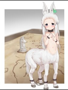 Rating: Questionable Score: 31 Tags: animal_ears bondage gulp5959 loli monster_girl nipples tail topless User: norbert108