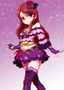 Rating: Safe Score: 45 Tags: aikatsu! harigane_shinshi shibuki_ran thighhighs User: Mr_GT