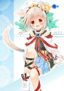 Rating: Safe Score: 24 Tags: animal_ears kazeshiro_fuuto tail User: tbchyu001