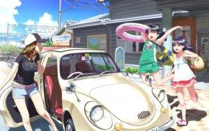 Rating: Safe Score: 16 Tags: dress kagijou summer_dress wallpaper User: Radioactive