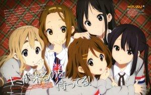 Rating: Safe Score: 42 Tags: akiyama_mio hikiyama_kayo hirasawa_yui k-on! kotobuki_tsumugi nakano_azusa seifuku tainaka_ritsu User: PPV10