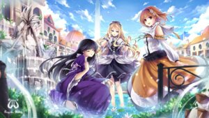 Rating: Safe Score: 16 Tags: cagalin eternita hagiwara_rin priscilla_(eternita) sairalinde User: hobbito