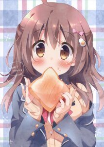 Rating: Questionable Score: 55 Tags: cocoa_(pan_no_mimi) pan pan_no_mimi seifuku sweater User: kiyoe