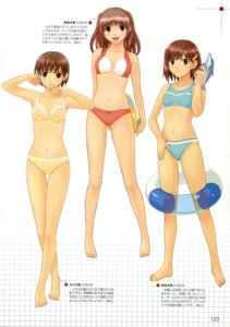 Rating: Safe Score: 11 Tags: bikini swimsuits takayama_kisai true_love_story User: Radioactive