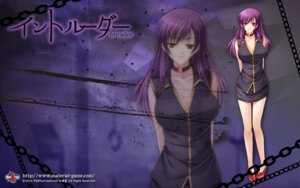 Rating: Safe Score: 20 Tags: cleavage intruder material saeko wallpaper yamamoto_kazue User: girlcelly