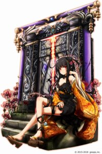 Rating: Safe Score: 14 Tags: akino cleavage japanese_clothes pointy_ears User: BattlequeenYume