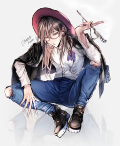 Rating: Safe Score: 3 Tags: male megane tagme User: charunetra