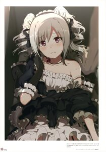 Rating: Safe Score: 77 Tags: dress gothic_lolita kanzaki_ranko lolita_fashion milky_been! ogipote the_idolm@ster the_idolm@ster_cinderella_girls User: Hatsukoi