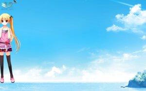 Rating: Safe Score: 11 Tags: natsuyuki_~summer_snow~ sakurazawa_izumi silver_bullet thighhighs wallpaper User: SubaruSumeragi