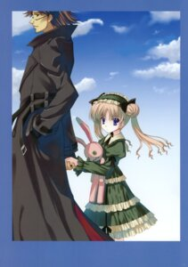 Rating: Safe Score: 6 Tags: kamikawa_mayuko lolita_fashion nanao_naru sola tsujido_takeshi User: crim
