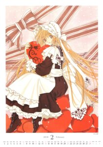 Rating: Safe Score: 11 Tags: calendar clamp hanato_kobato kobato maid User: Share