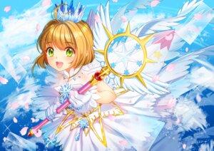 Rating: Safe Score: 28 Tags: briska card_captor_sakura dress kinomoto_sakura weapon User: RyuZU