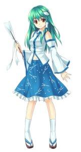 Rating: Safe Score: 13 Tags: kochiya_sanae murasaki_shitsu touhou User: itsu-chan
