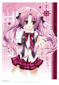 Rating: Safe Score: 45 Tags: k-books karory seifuku thighhighs User: WtfCakes