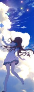 Rating: Safe Score: 64 Tags: feet landscape mukaido_manaka nagi_no_asukara seifuku User: lullysaga23