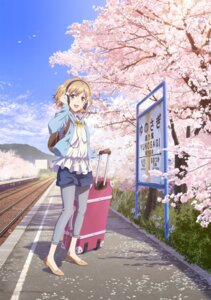 Rating: Safe Score: 44 Tags: hanasaku_iroha headphones matsumae_ohana User: saemonnokami